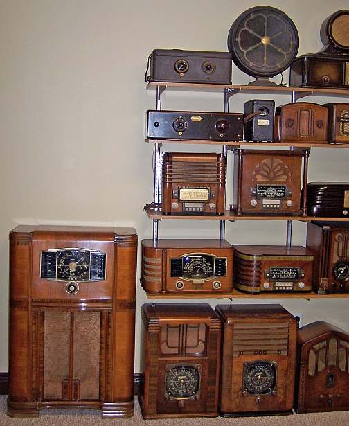 david 39 s other hobby antique radios and tvs. Black Bedroom Furniture Sets. Home Design Ideas