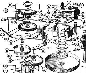 sams schematics with Crescent Wire Recorder Schematic on Philco 22d4160x tv 390 furthermore Sparton Model 526 Radio News April 1947 besides Coro  Model C 2 Radio News February 1947 likewise Admiral 7t06 7t12 September 1947 Radio News further Crescent Wire Recorder Schematic.