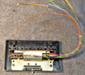 antique radio forums view topic rewiring zenith 10s 668 tone photos added