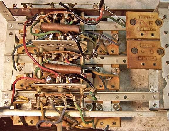 General Electric K-80/RCA 140 Restoration
